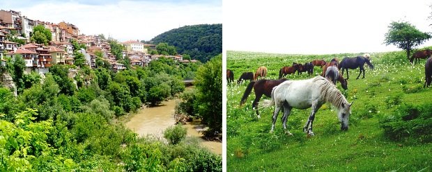 Bulgarije Balkan reis