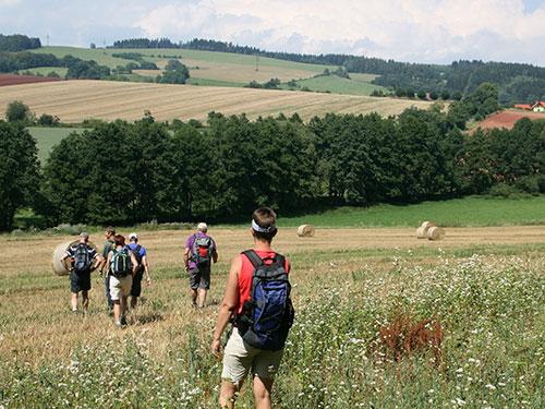 Tsjechië wandelingen