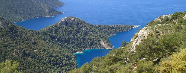 Lycian way west