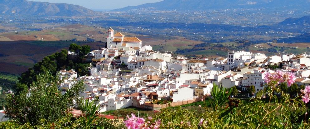 Andalusië wandelreizen en wandelvakanties